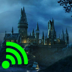 Hogwarts students are excited about setting up Facebook and Tinder accounts